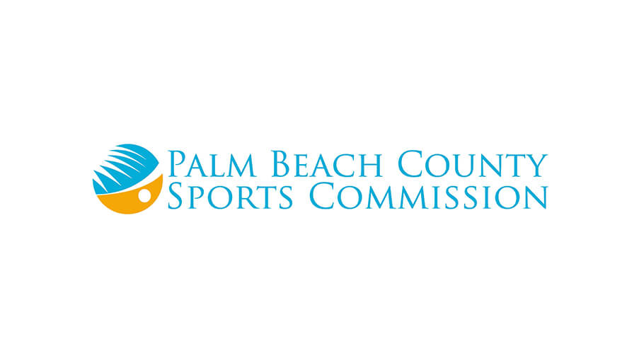 Palm Beach County Sports Commission Horizontal