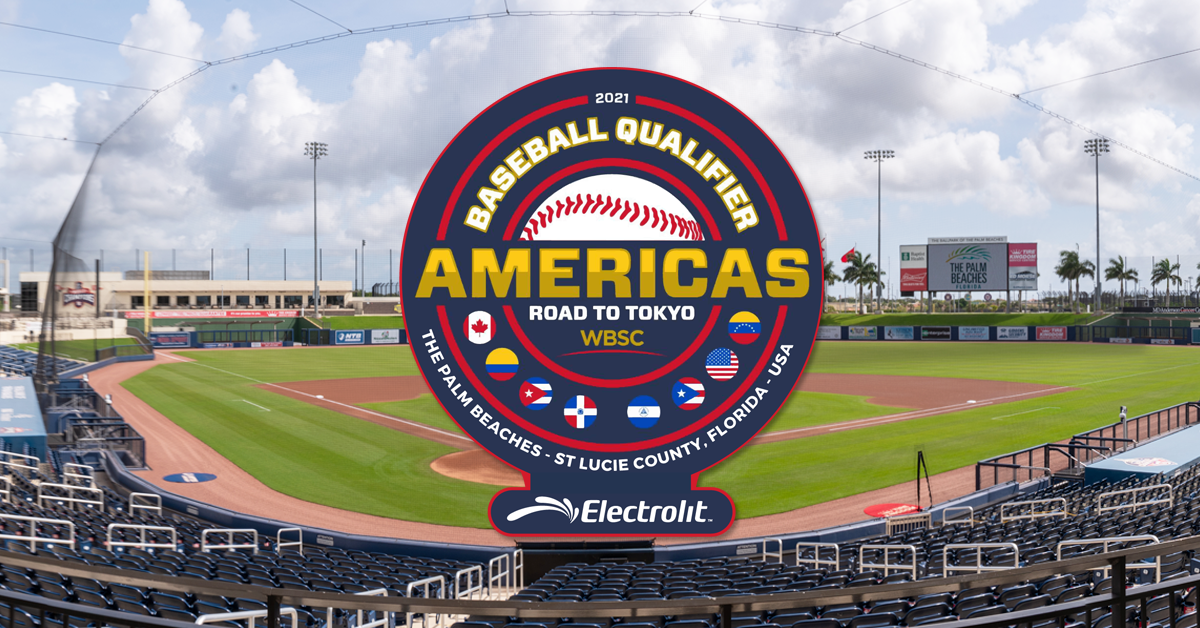 Palm Beach County to Host Olympic Qualifier for Baseball - Palm Beach County Sports Commission